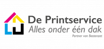 De Printservice Logo